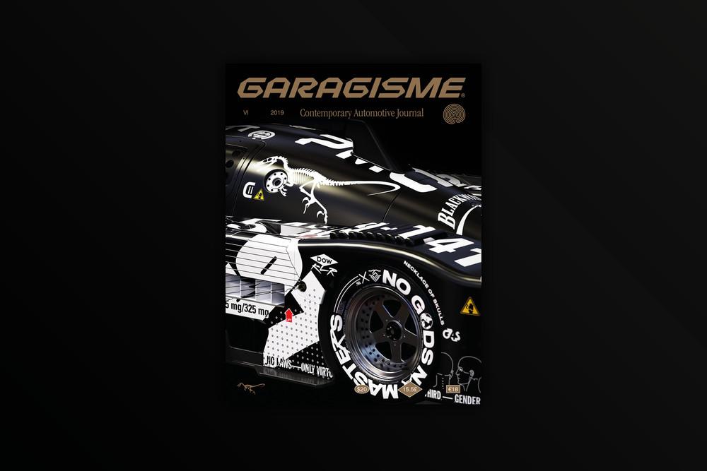 GARAGISME Issue VI - © Garagisme
