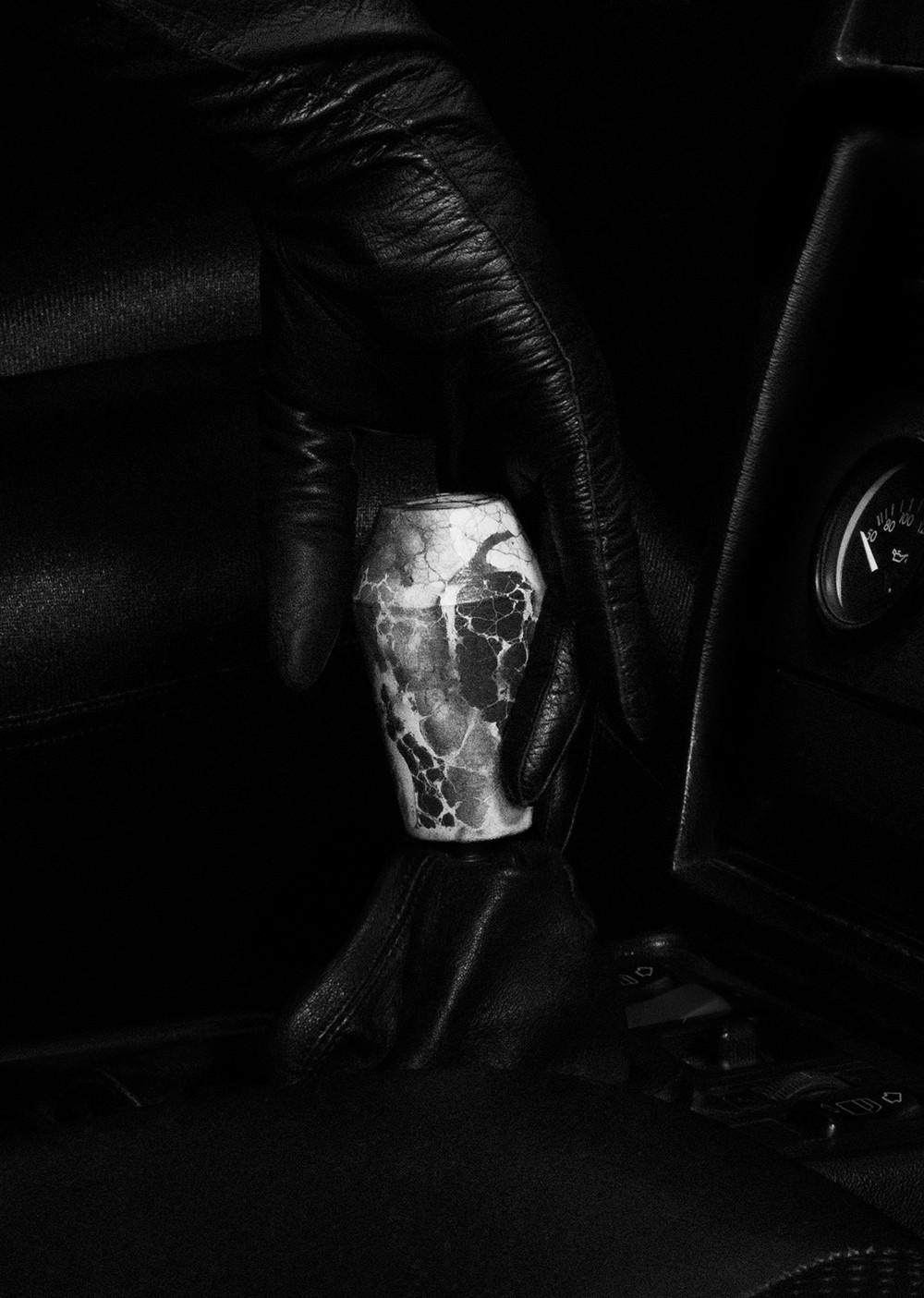 Monolith Concrete Shift Knobs by Sophie Dries & Concrete Cat - © Garagisme